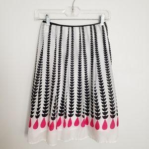 """""""Cato"""" Multi-Color Skirt"""